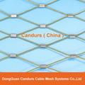 柔性不锈钢扶手栏杆防护网 17