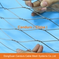Stainless Steel Rope Knotted Mesh-Cable Knotted Mesh