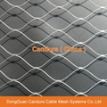 Stainless Steel Wire Rope Helideck Mesh