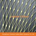 不鏽鋼絲繩綠牆網 19