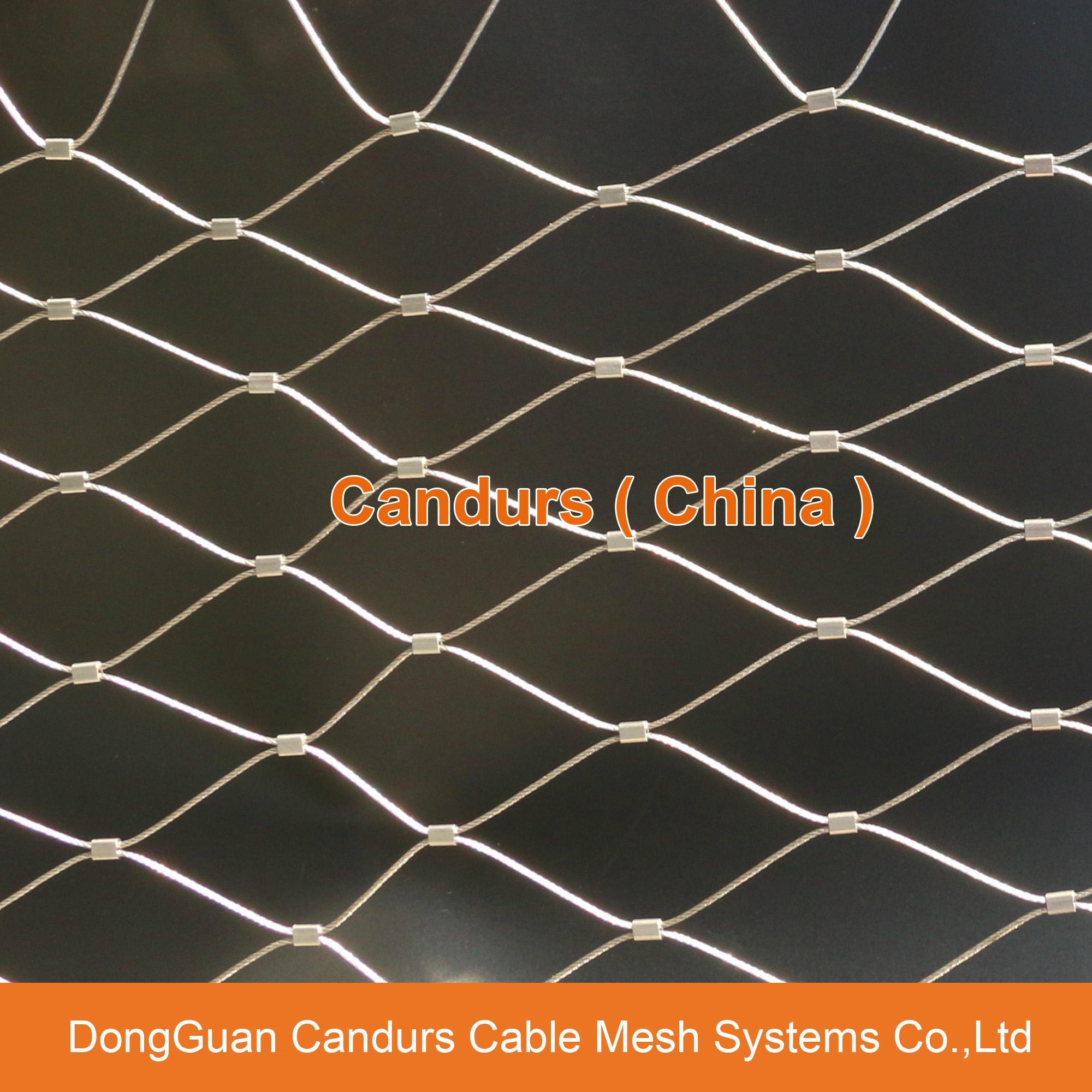 不鏽鋼實用裝飾防護網 17