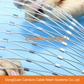 Practical Decorative Stainless Steel Cable Fence