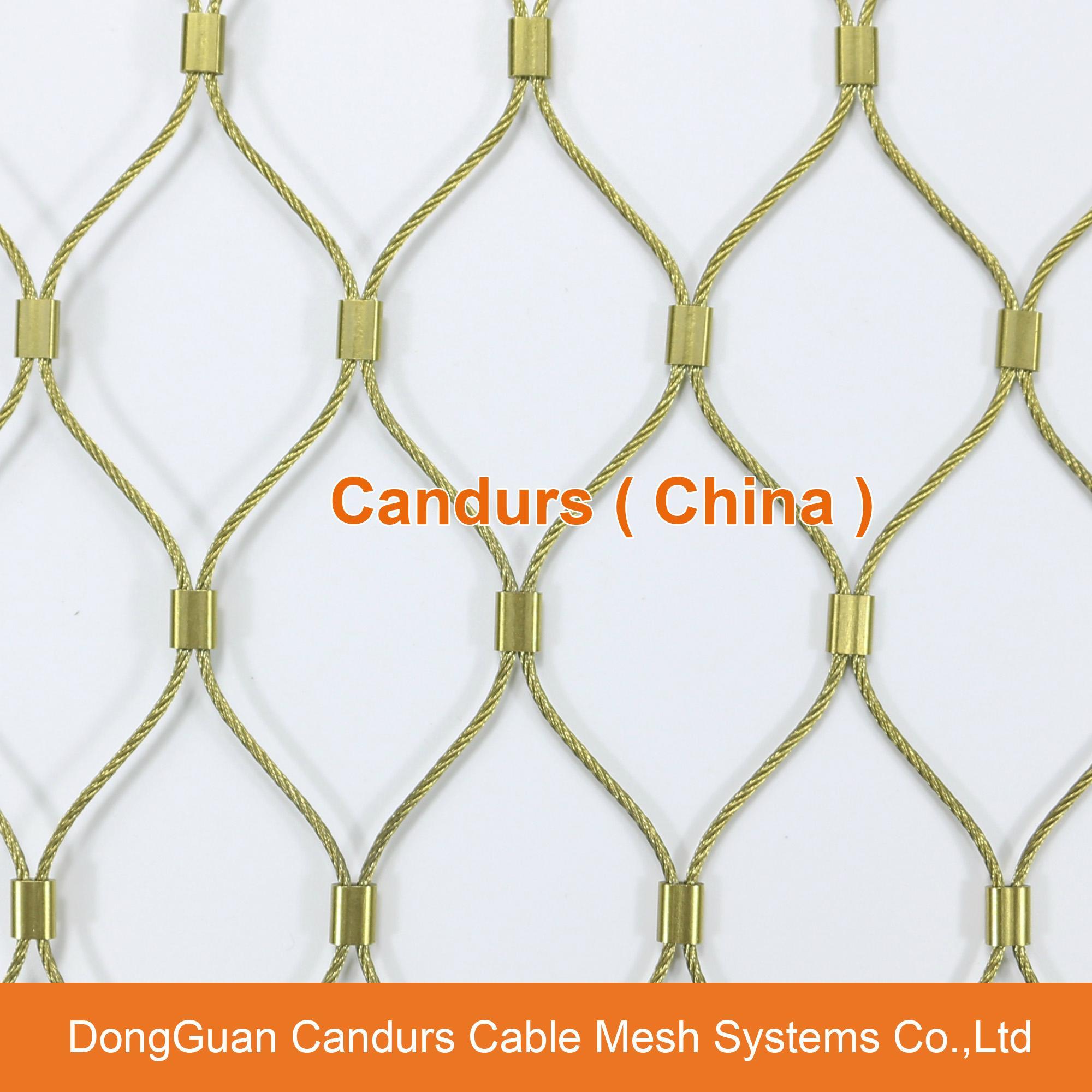 優質不鏽鋼裝飾防護網 16
