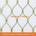 优质不锈钢装饰防护网 16