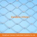 不鏽鋼繩建築柔性防護網 16