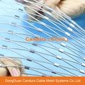 不锈钢绳建筑柔性防护网 18