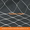 手工編織鋼絲繩網 17