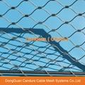 不锈钢绳楼梯防护网 18