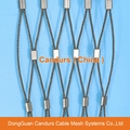 Flexible Stainless Steel Cable Mesh 18