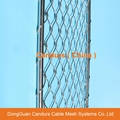 Decorative Wire Mesh For Wall