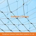 不锈钢丝绳动物园围栏网 18