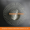 Flexible Stainless Steel Wire Rope Mesh Net 3