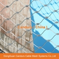 Flexible Stainless Steel Wire Rope Mesh Net 20