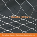 Steel Sleeve Rope Mesh