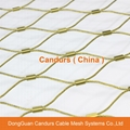 Architectural Surface Climbing Net For Children