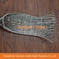 柔性鍍鋅鋼絲繩網