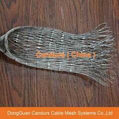 柔性镀锌钢丝绳网