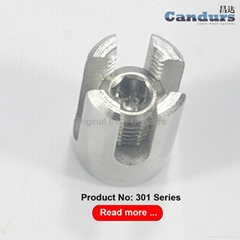 Cable Cross Clamp 301 Series For CableTrellis Systems
