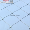 Flexible Stainless Steel Bird Rope Mesh