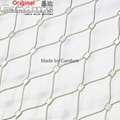 Architectural Flexible Stainless Steel Wire Rope Mesh Net