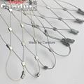 不锈钢绳网-不锈钢扣网 2