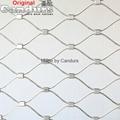不鏽鋼繩網-不鏽鋼扣網