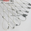 Stainless Steel Sleeve Rope Mesh