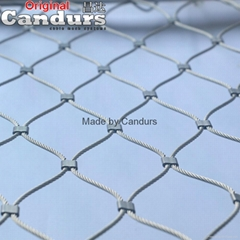 Stainless Steel Cable Wire Netting Mesh