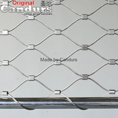 Architectural Flexible Inox Cable Mesh