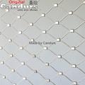 柔性装饰不锈钢丝绳网   2