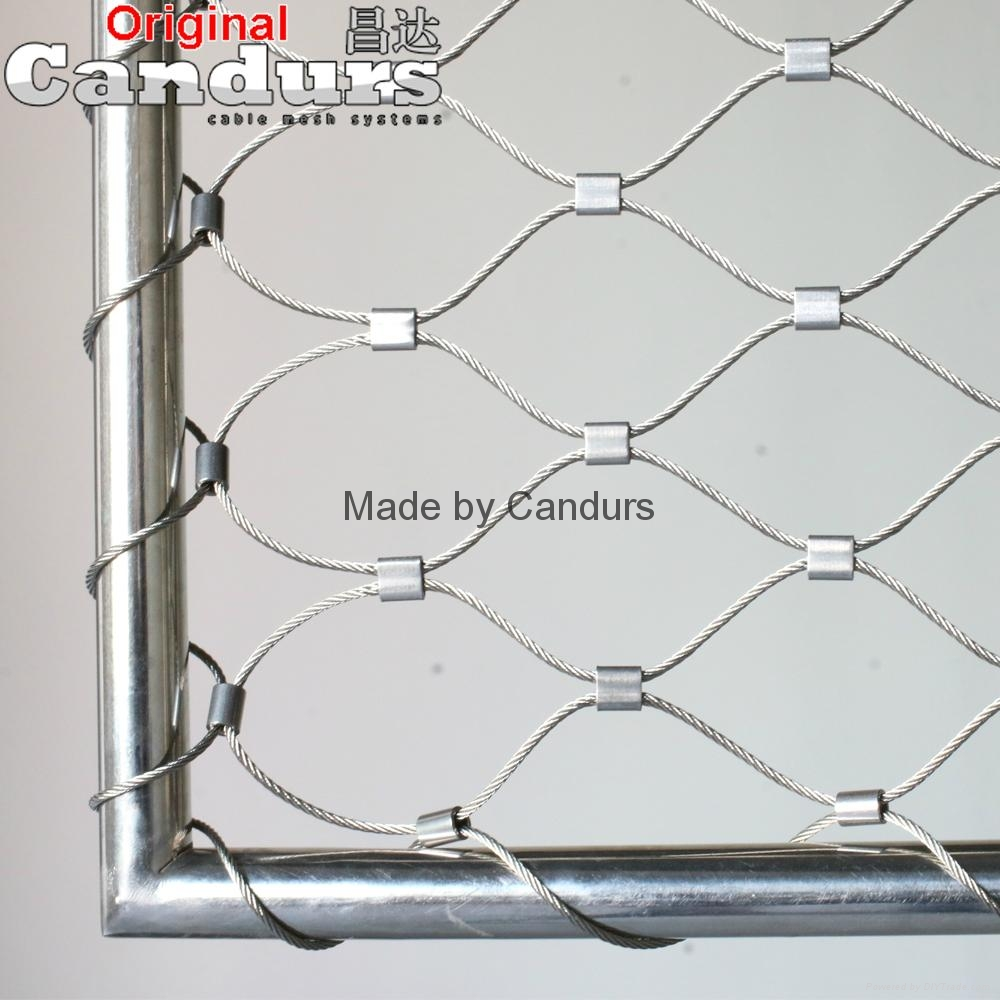 Inox Cable Mesh