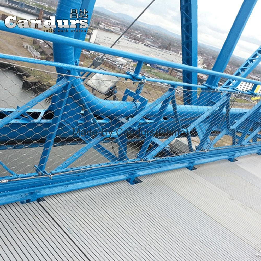 Cable Mesh Safety Net