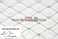 316 Inox Cable Mesh Stainless Steel Rope Bird Aviary Netting In Zoo 2