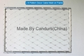 L18 Pattern Stainless Steel Cable Mesh For Railing Balustrade Staircase