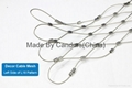 40 mm Flexible Stainless Steel Cable Mesh For Railing 5