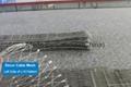 供應壓扣型不鏽鋼菱形防護護欄繩網 3
