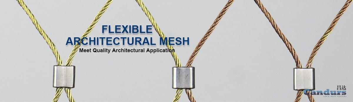 Color Cable Mesh