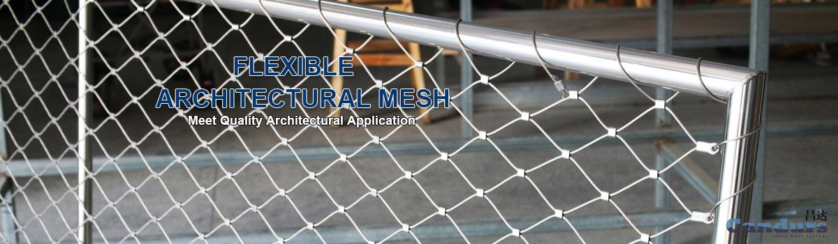 Pre-Fabricated Cable Mesh Panel