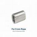9.0 mm AISI 316 Stanless Steel Wire Ferrules