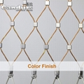 柔性不锈钢丝绳网