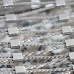 长孔钢丝网-长孔编织网-长孔筛网