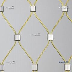 柔性钢丝网