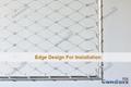 出口美国室内装饰绳网 2