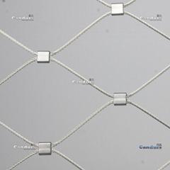 钢丝绳柔性网