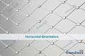 柔性裝飾不鏽鋼絲繩網   7
