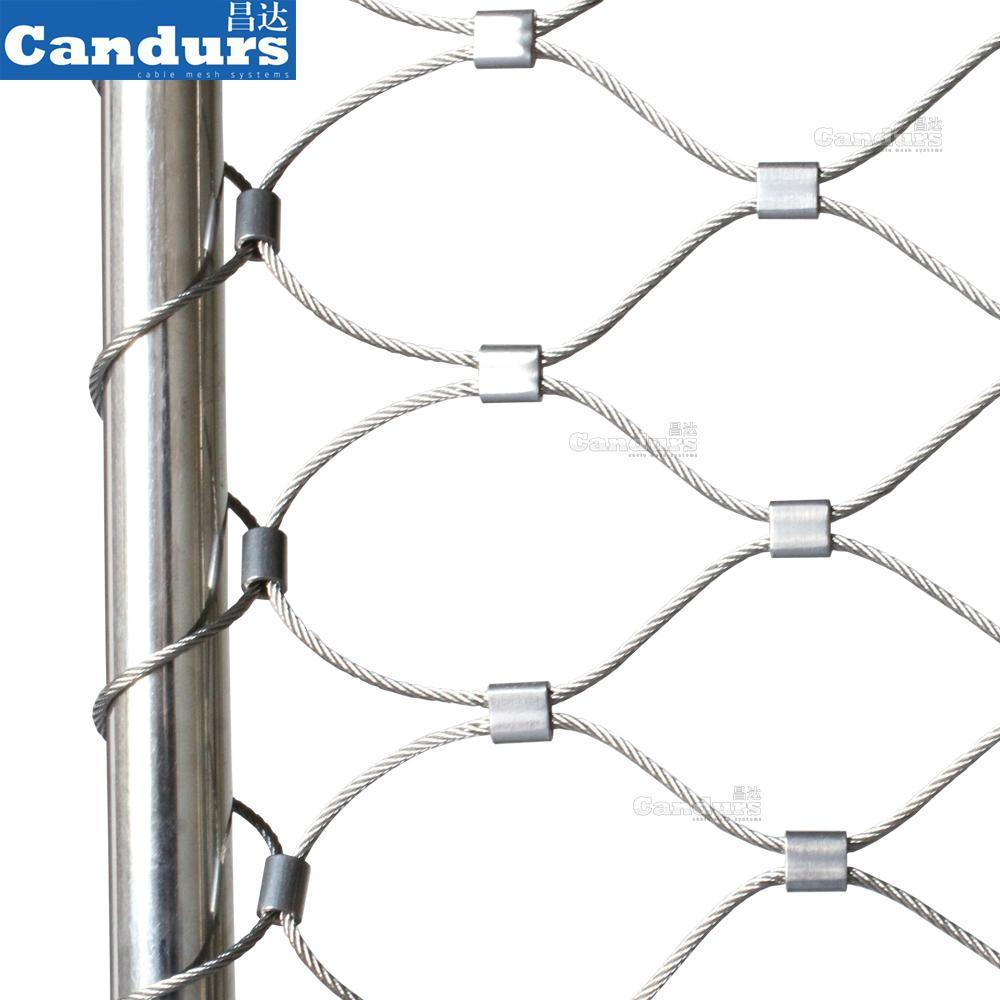 不鏽鋼裝飾防護網 1