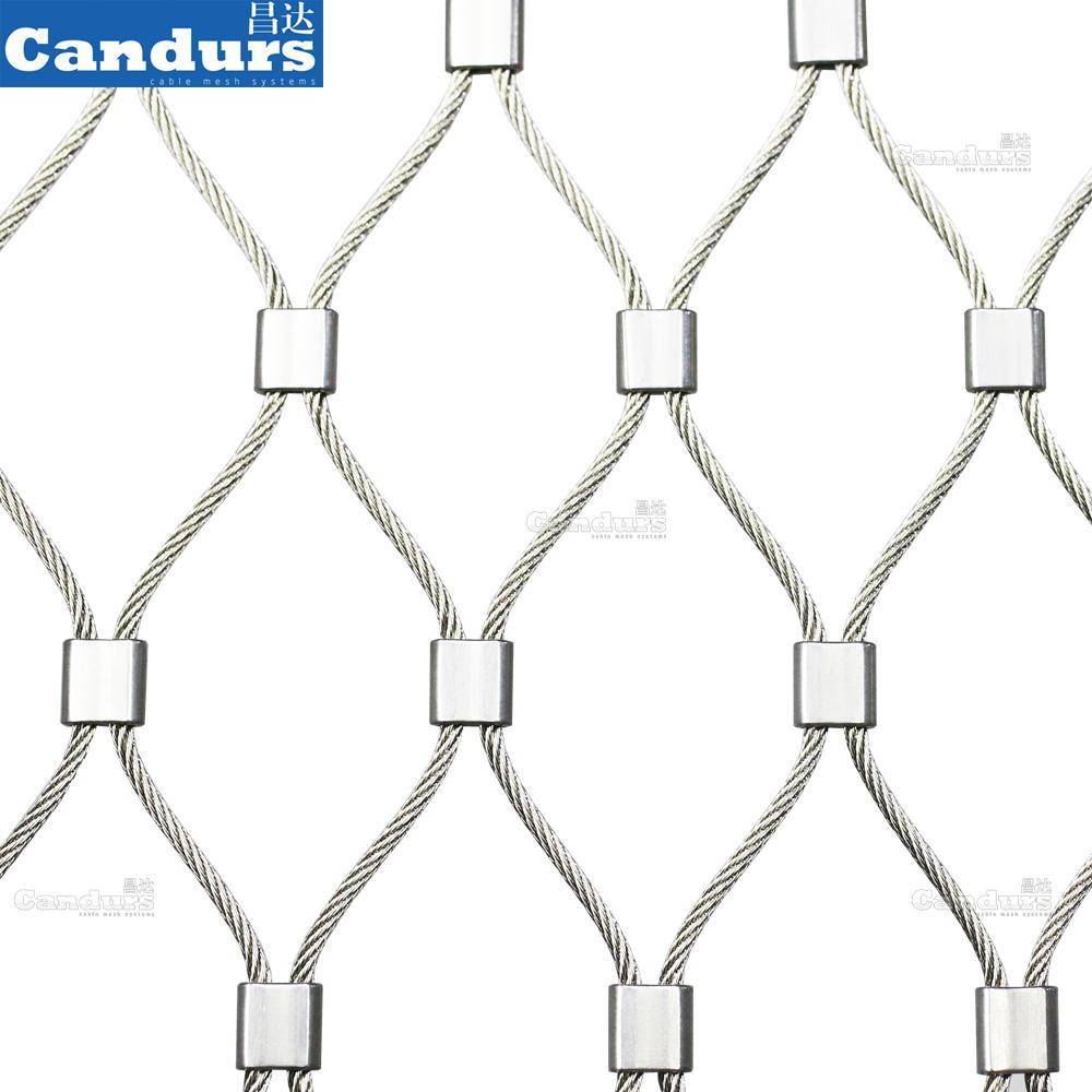 不锈钢丝绳网