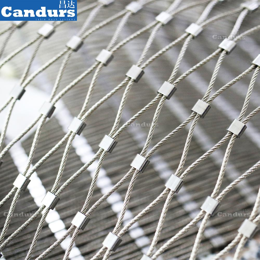 Stainless Steel Mesh Aviary