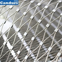 30 mm 316 Flexible Stainless Steel Mesh Aviary