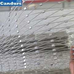 Stainless Steel Zoo Mesh